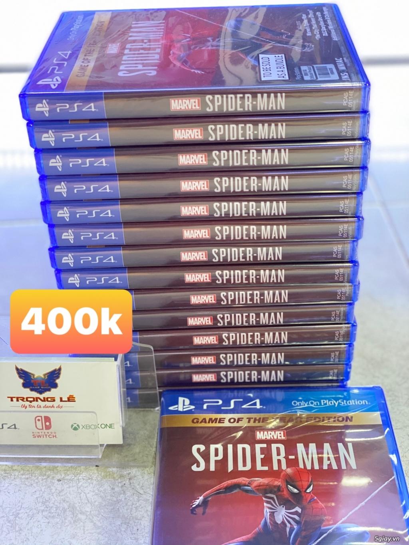 Game PS4 new seal giá rẻ bèo