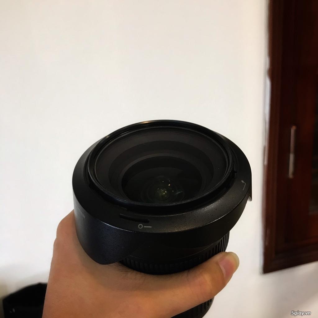 Mình cần bán: Lens AF-S Nikkor 16-35mm 1.4G ED - 11.5 tr - 1