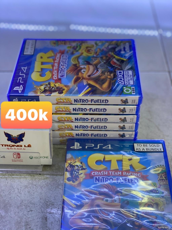 Game PS4 new seal giá rẻ bèo - 1