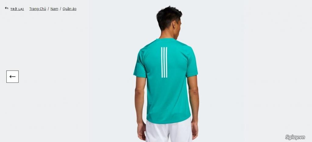 HN-TQ bán áo thể thao Adidas chính hãng new 100% full tem tag - 2