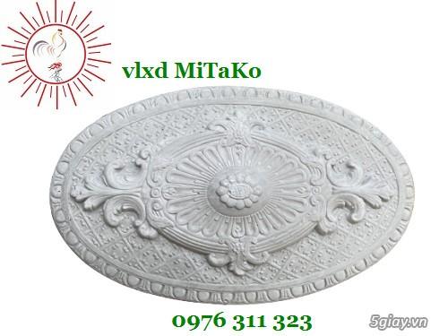 Bông trần hoa văn trang trí mặt tiền nhà cổ điển giá rẻ, chất lượng - 1