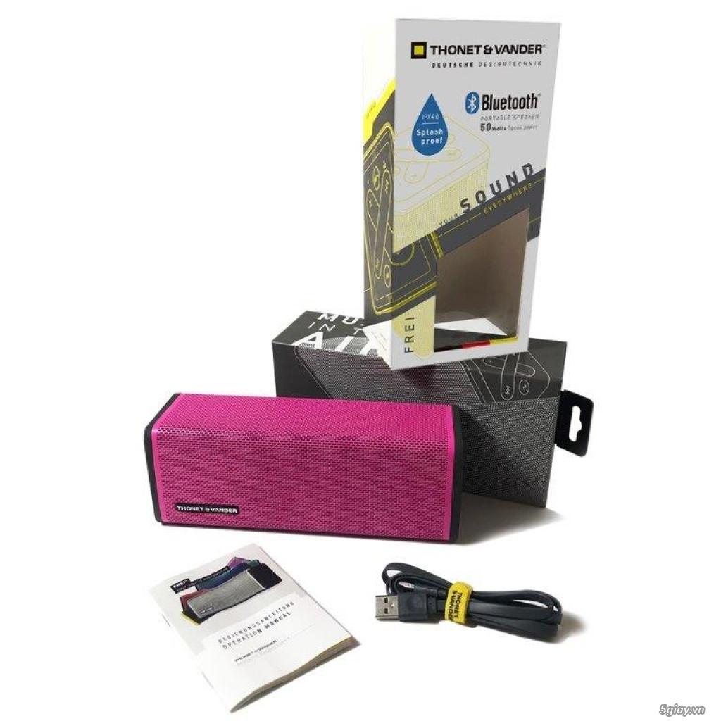 Loa Bluetooth mini T&V Frei của Đức - 4