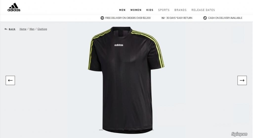 HN-TQ bán áo thể thao Adidas chính hãng new 100% full tem tag - 3