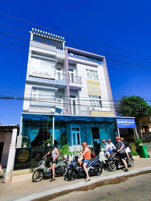 Khách sạn La Min - Tại đảo Phú Quý