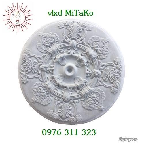 Bông trần hoa văn trang trí mặt tiền nhà cổ điển giá rẻ, chất lượng - 3