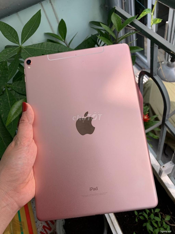 IPad Pro 4G + wifi 64G màu Hồng 98% hàng Mỹ - 1