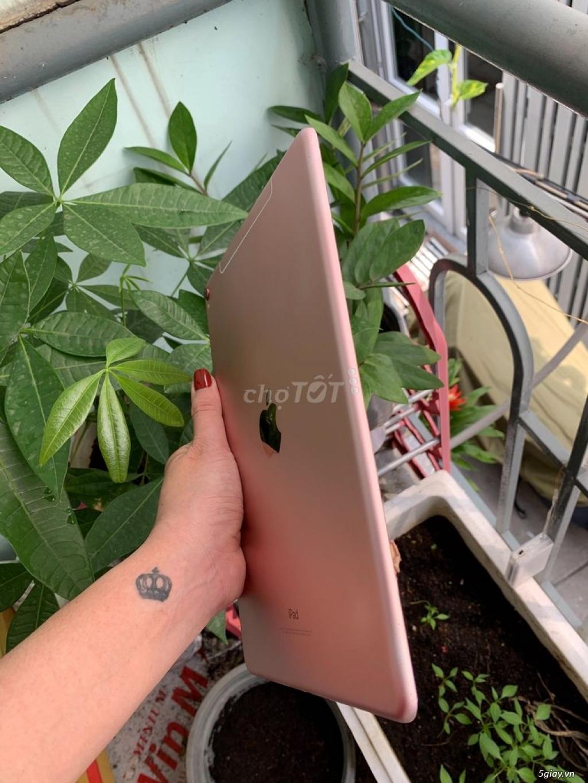 IPad Pro 4G + wifi 64G màu Hồng 98% hàng Mỹ - 5