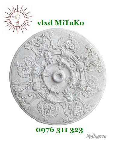 Bông trần hoa văn trang trí mặt tiền nhà cổ điển giá rẻ, chất lượng