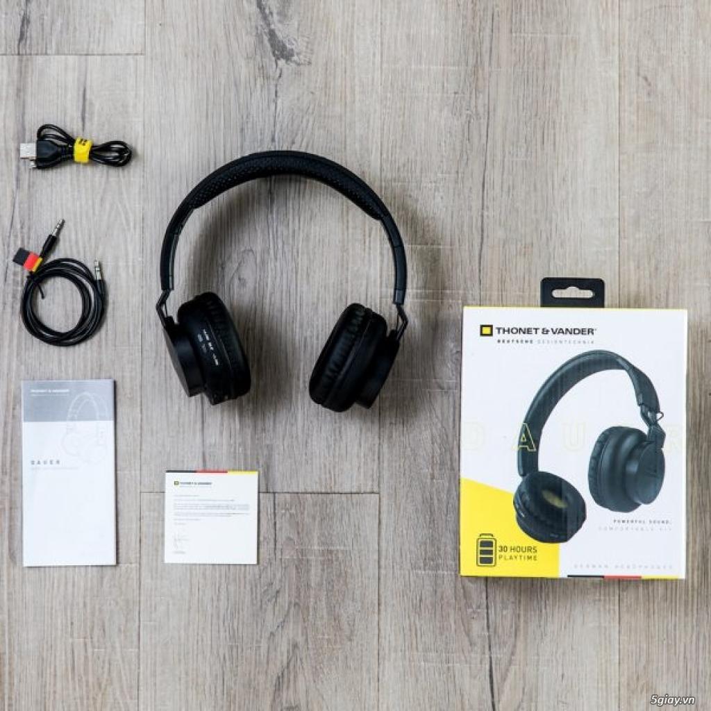 Tai nghe Bluetooth Thonet Vander Dauer của Đức - 1