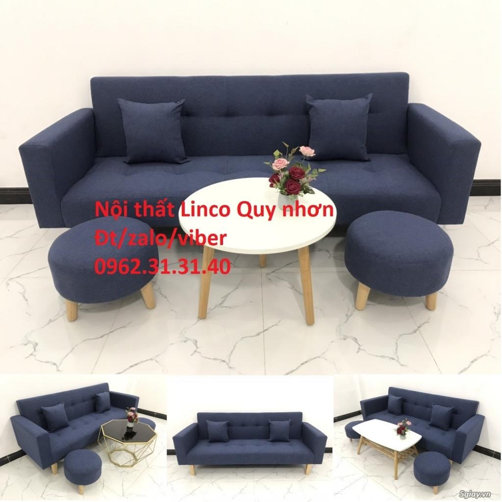 Bộ ghế sofa beb tay vịn phòng khách - 3