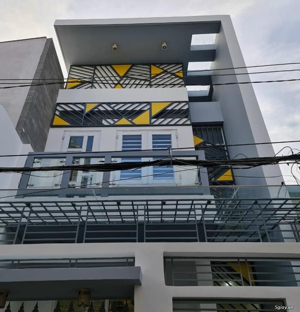 Bán nhà HXH Huỳnh Thiện Lộc, Tân Phú, 4x17m, 2 tầng, 3PN, chỉ 5,95 tỷ, - 2