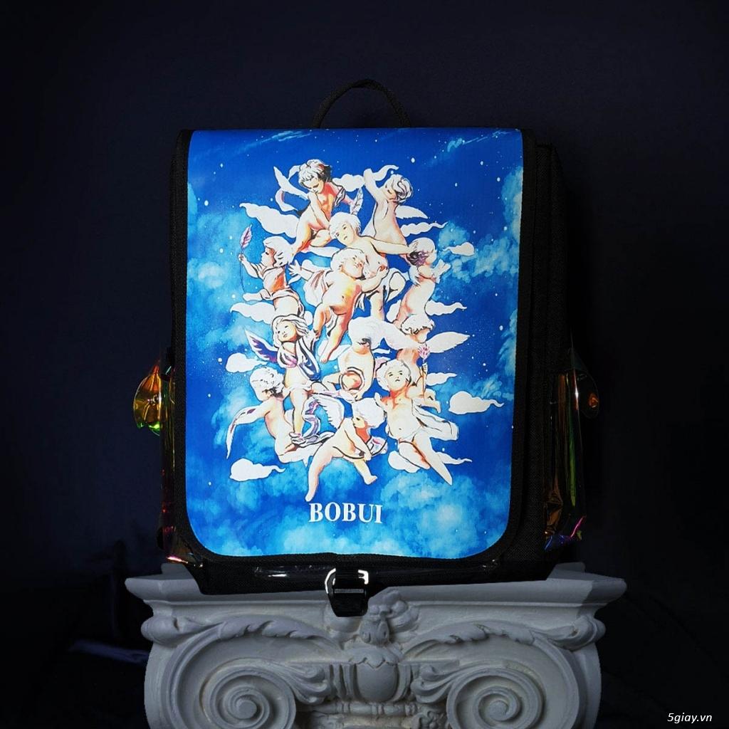 balo HL custom 12 thiên thần bobui