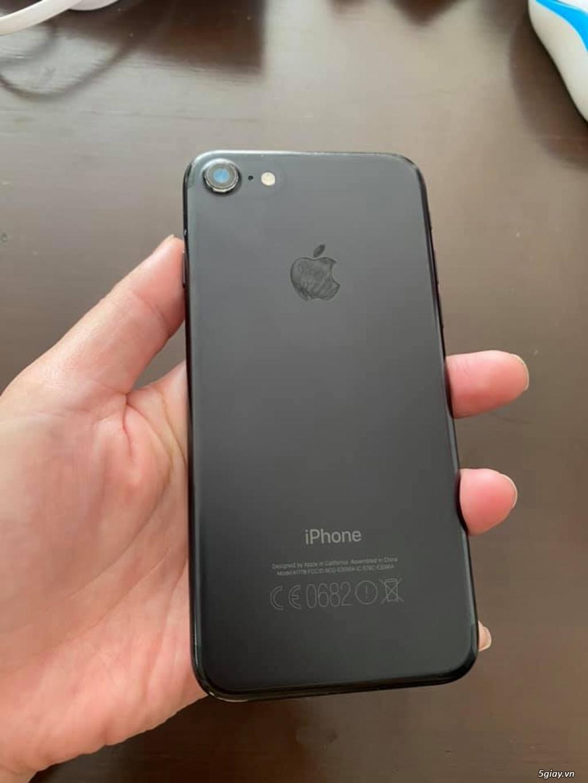 iphone 7 quốc tế máy nữ xài 99% zin 100% - 1