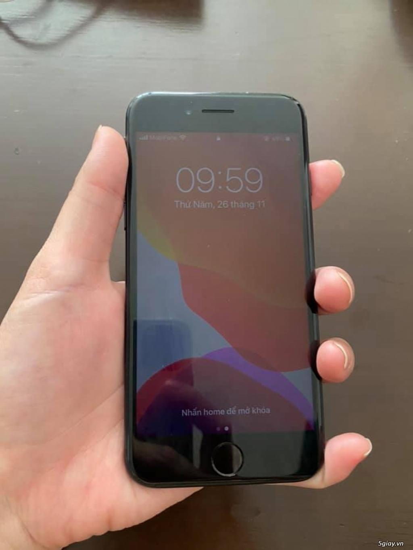 iphone 7 quốc tế máy nữ xài 99% zin 100% - 4