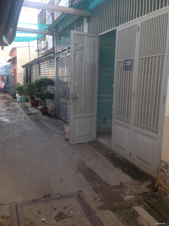 bán nhà hẻm cụt yên tĩnh gần chợ đường tân thới nhất 08 q,12 - 3