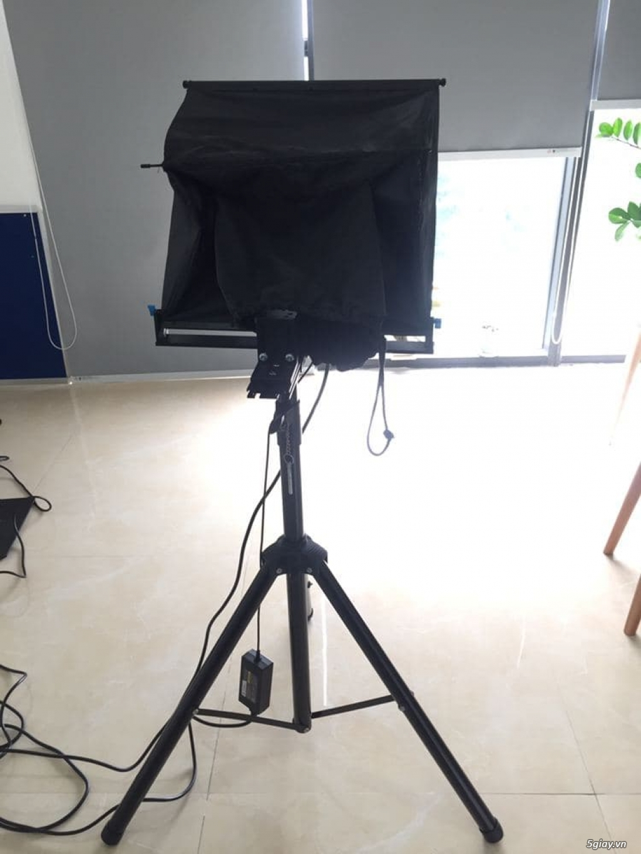 Máy nhắc/đọc chữ/ Teleprompter MC Studio 19.5 inch