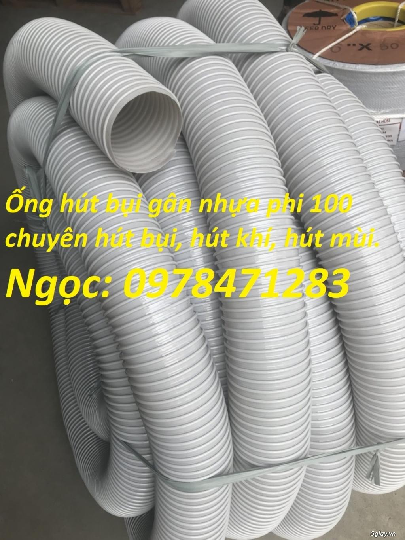 Ứng dụng đa dạng của ống hút bụi gân nhựa. - 3