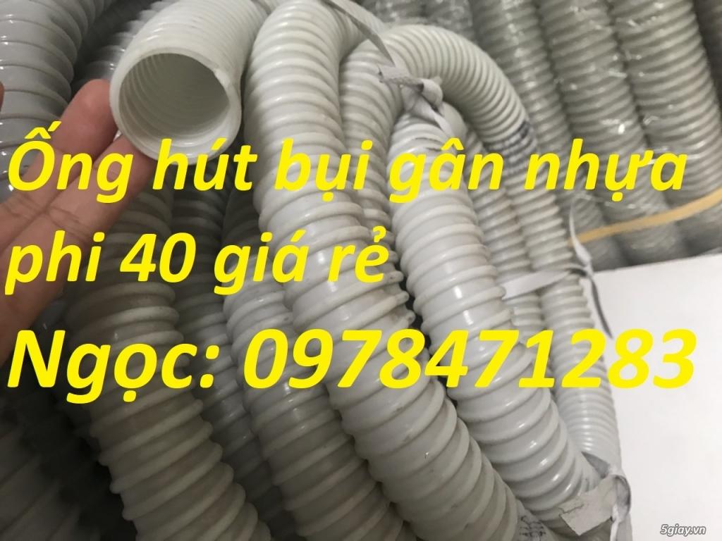 Ứng dụng đa dạng của ống hút bụi gân nhựa. - 5