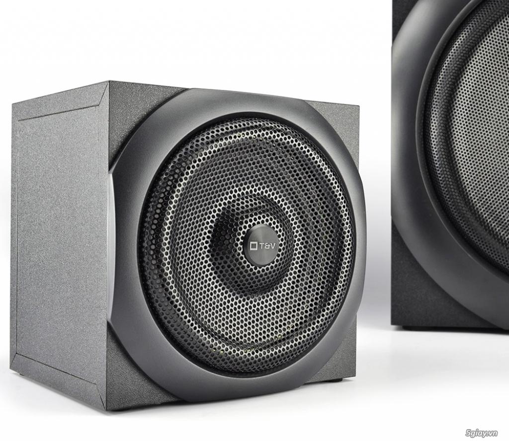 Loa & amply Bluetooth Thonet Vander Dass của Đức - 1