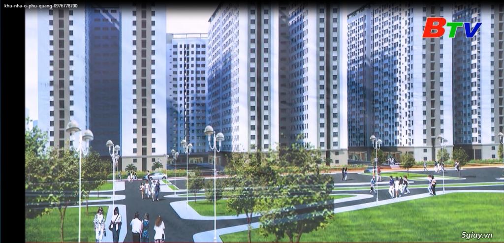 Khu nhà ở Phú Quang , chỉ 200tr sở hữu căn hộ , Vay 80% lãi suất thấp - 3