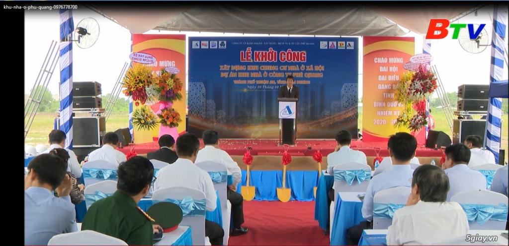 Khu nhà ở Phú Quang , chỉ 200tr sở hữu căn hộ , Vay 80% lãi suất thấp - 1