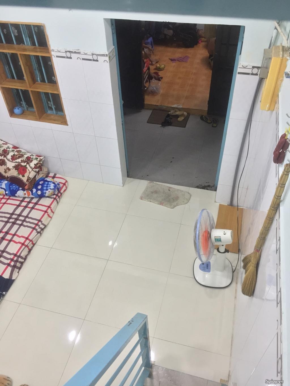 Cho Thuê Nhà nguyên căn 1 lầu thoáng mát sạch sẽ gần Chợ Tân Sân Nhất - 2