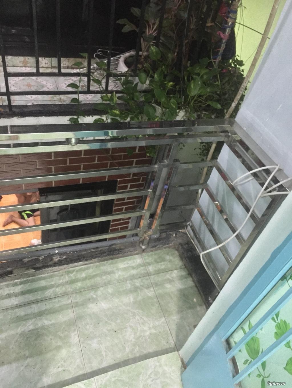 Cho Thuê Nhà nguyên căn 1 lầu thoáng mát sạch sẽ gần Chợ Tân Sân Nhất - 7