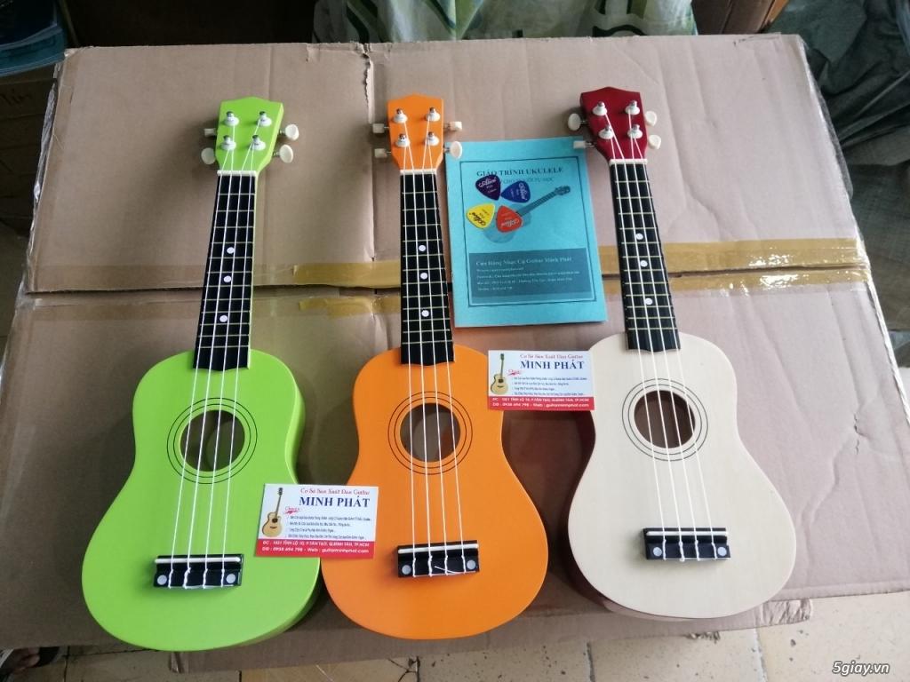 Cửa hàng bán đàn ukulele quận Bình Tân TPHCM