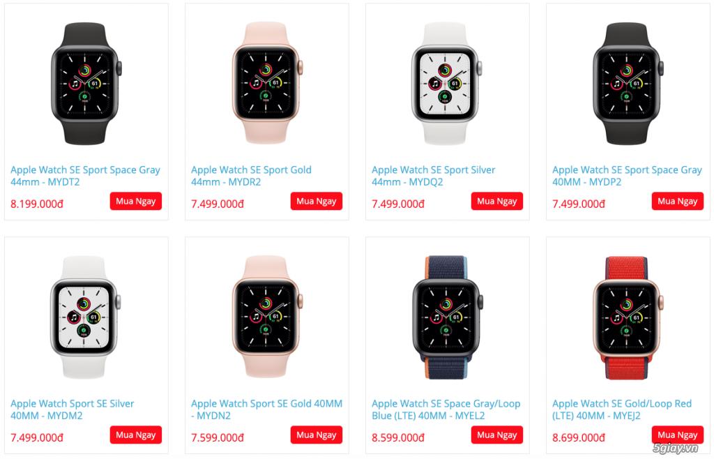 Tất cả các sản phẩm Apple - 18