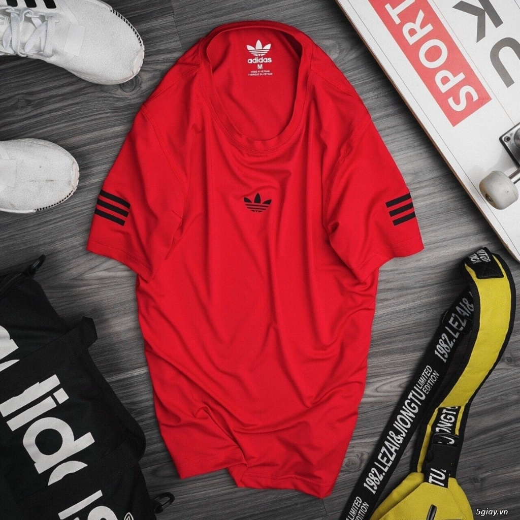 Xả áo lẻ size, áo thun lạnh thể thao, giá cực shock chỉ 60K