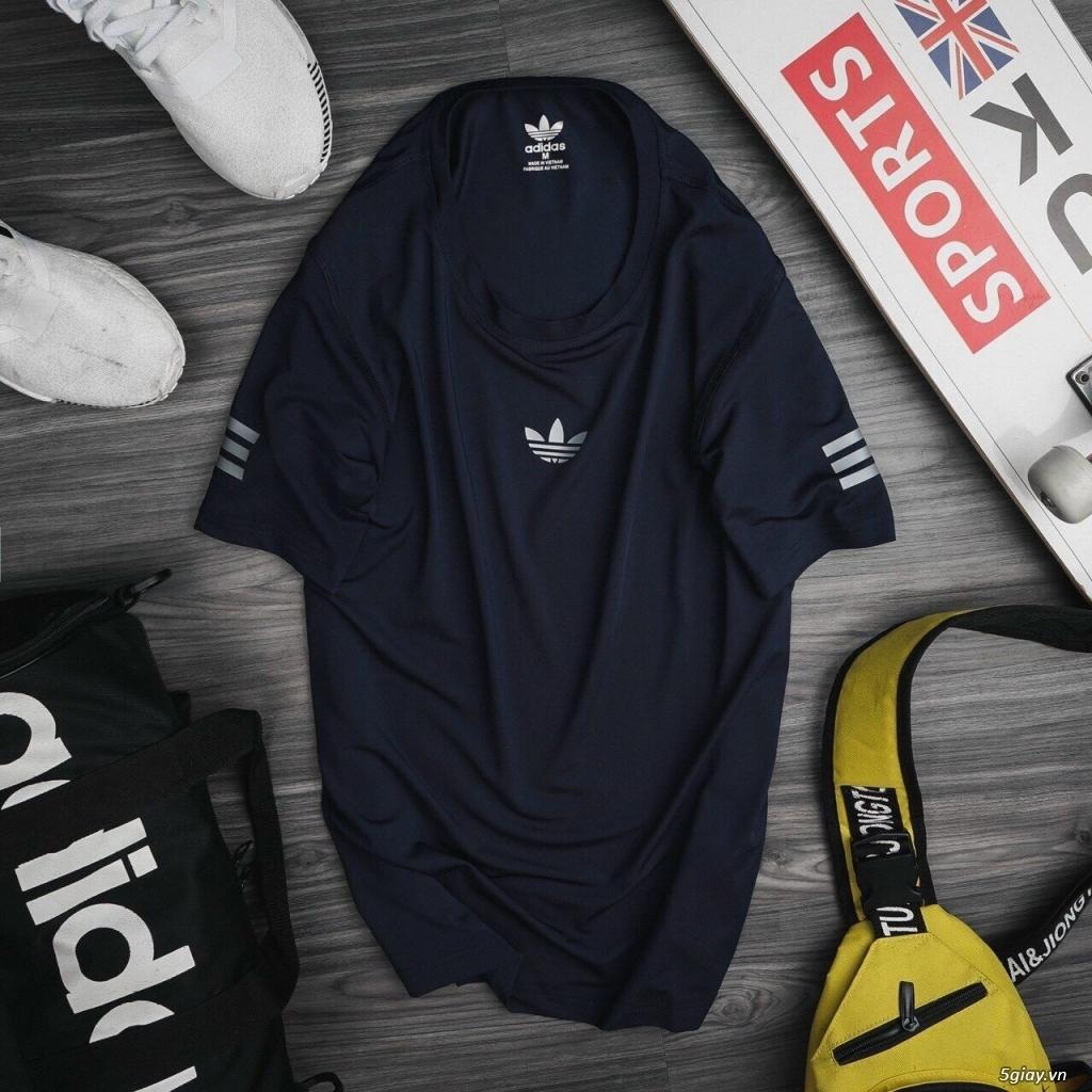 Xả áo lẻ size, áo thun lạnh thể thao, giá cực shock chỉ 60K - 1