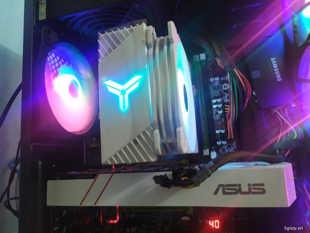 X79/ E5 2689~i7/R 16G/ GTX 1060 /SSD 250G BH 2024 cân tất cả các game - 2