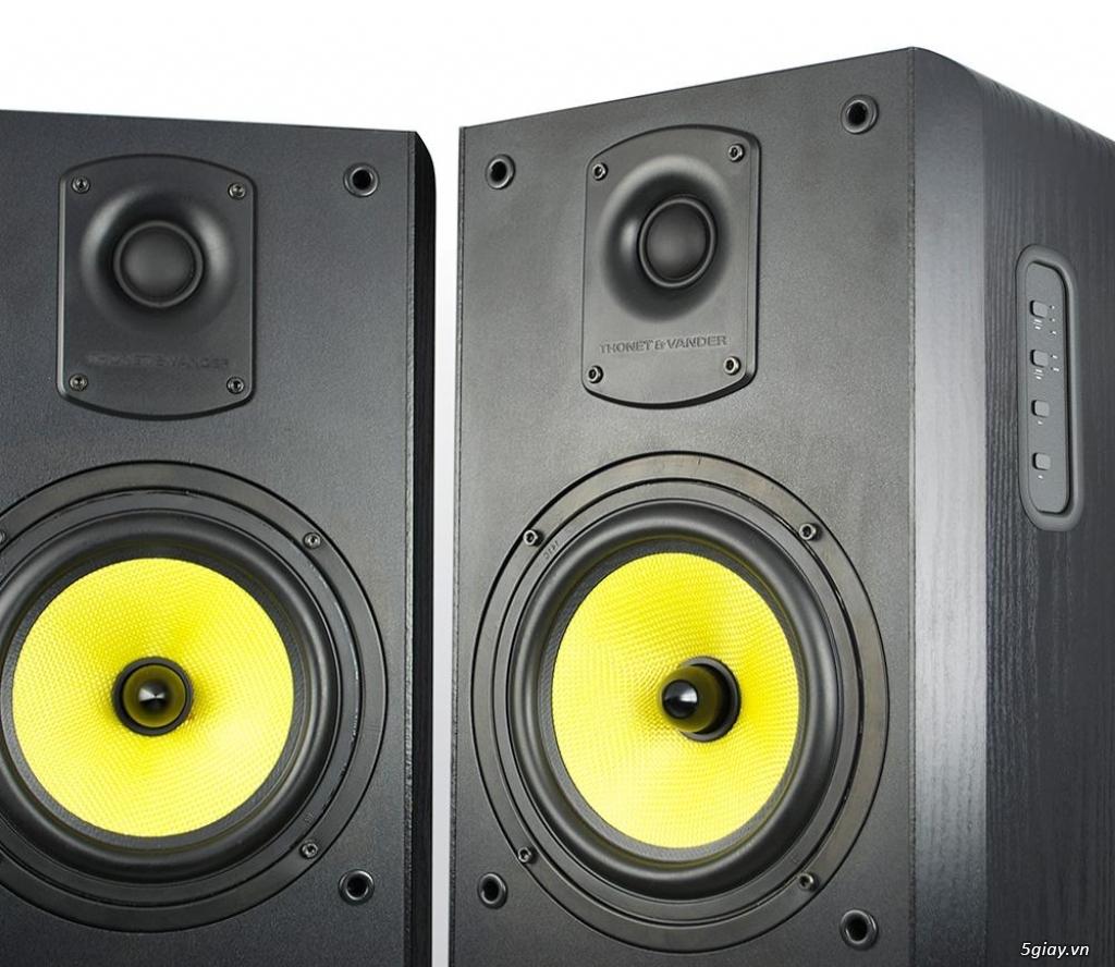 Loa Bluetooth cao cấp Thonet Vander Koloss của Đức - 3