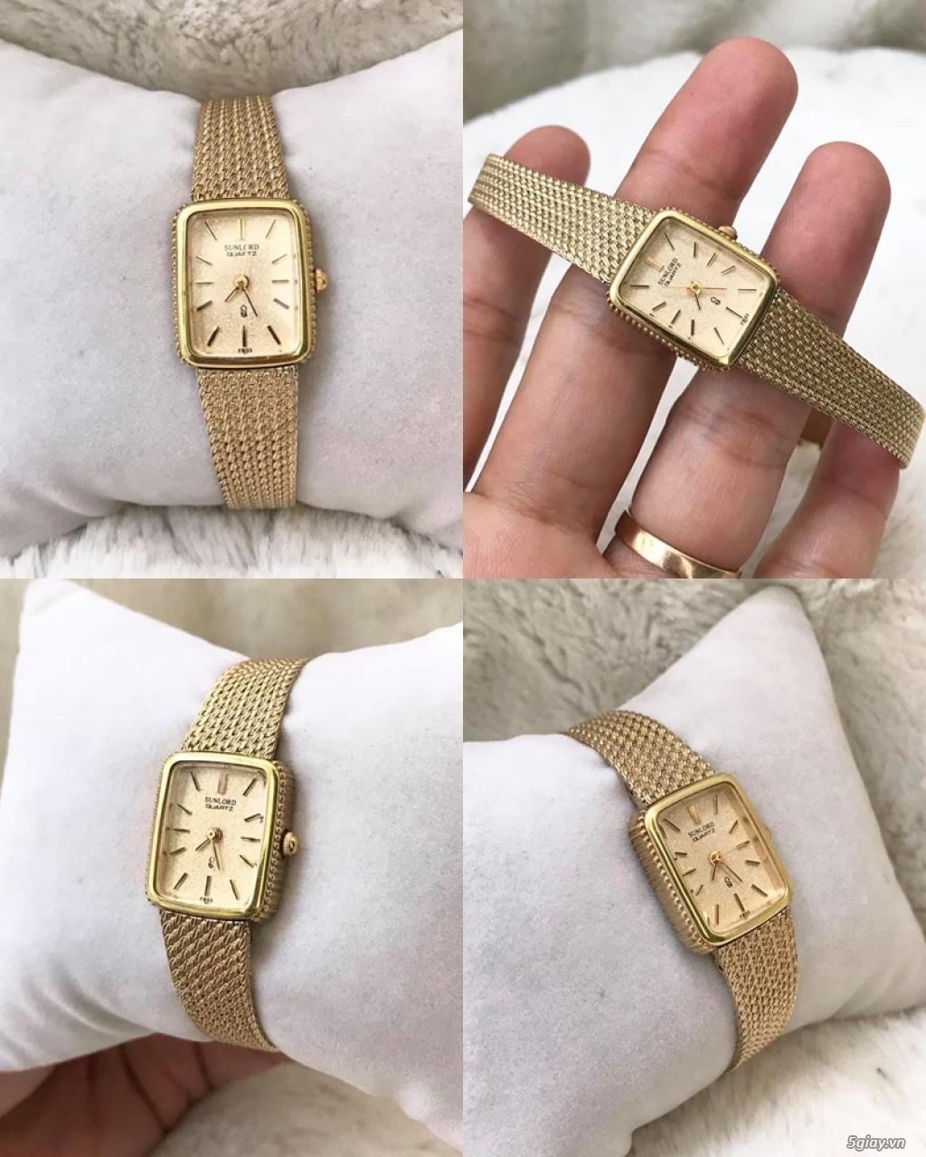 Kho đồng hồ xách tay chính hãng secondhand update liên tục - 33