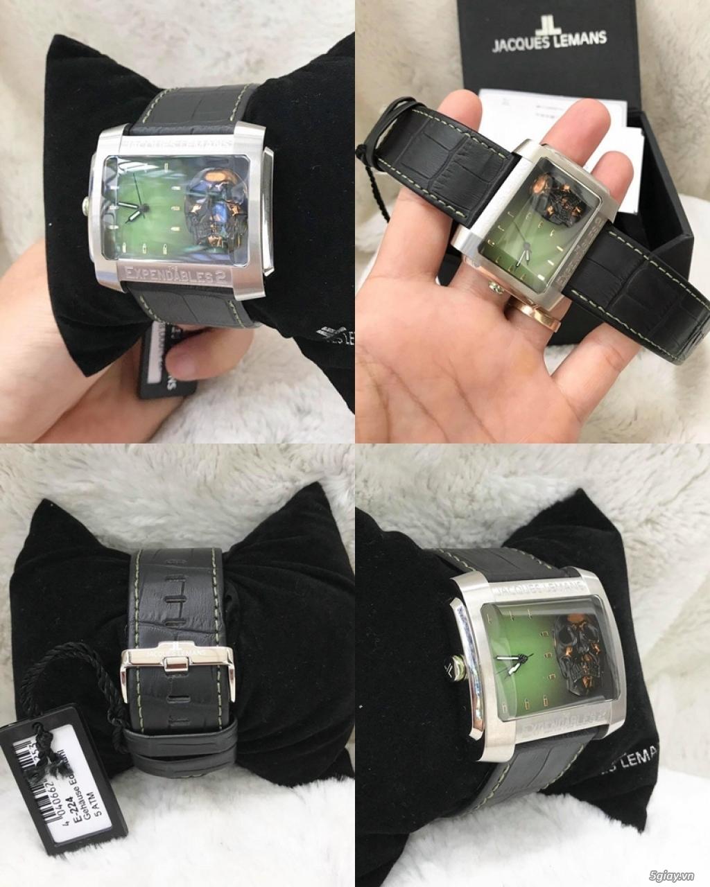 Kho đồng hồ xách tay chính hãng secondhand update liên tục - 18