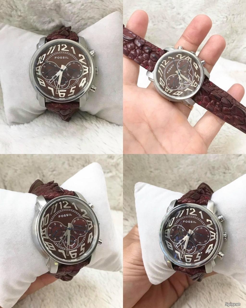 Kho đồng hồ xách tay chính hãng secondhand update liên tục - 16