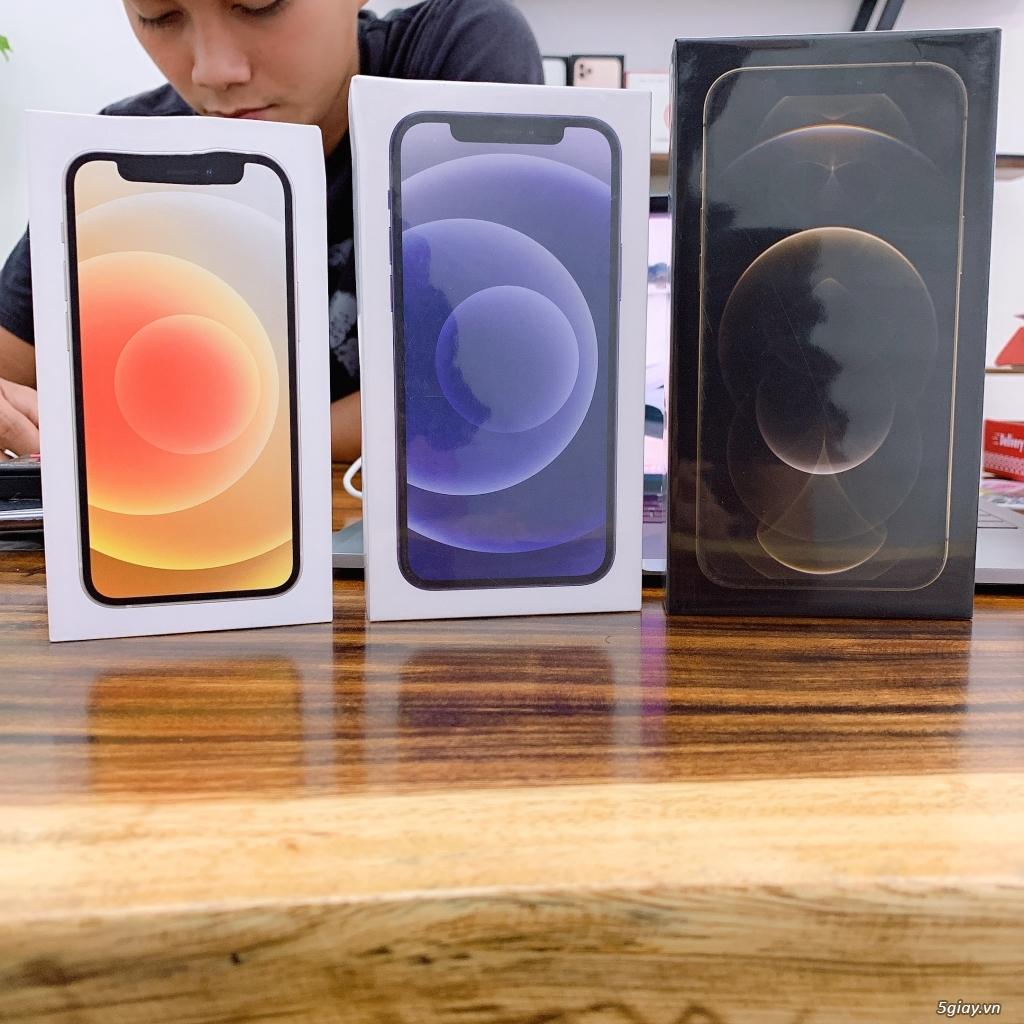 Apple iPhone 12 Pro Max Chính Hãng VN/A Hàng Có Sẵn - 2