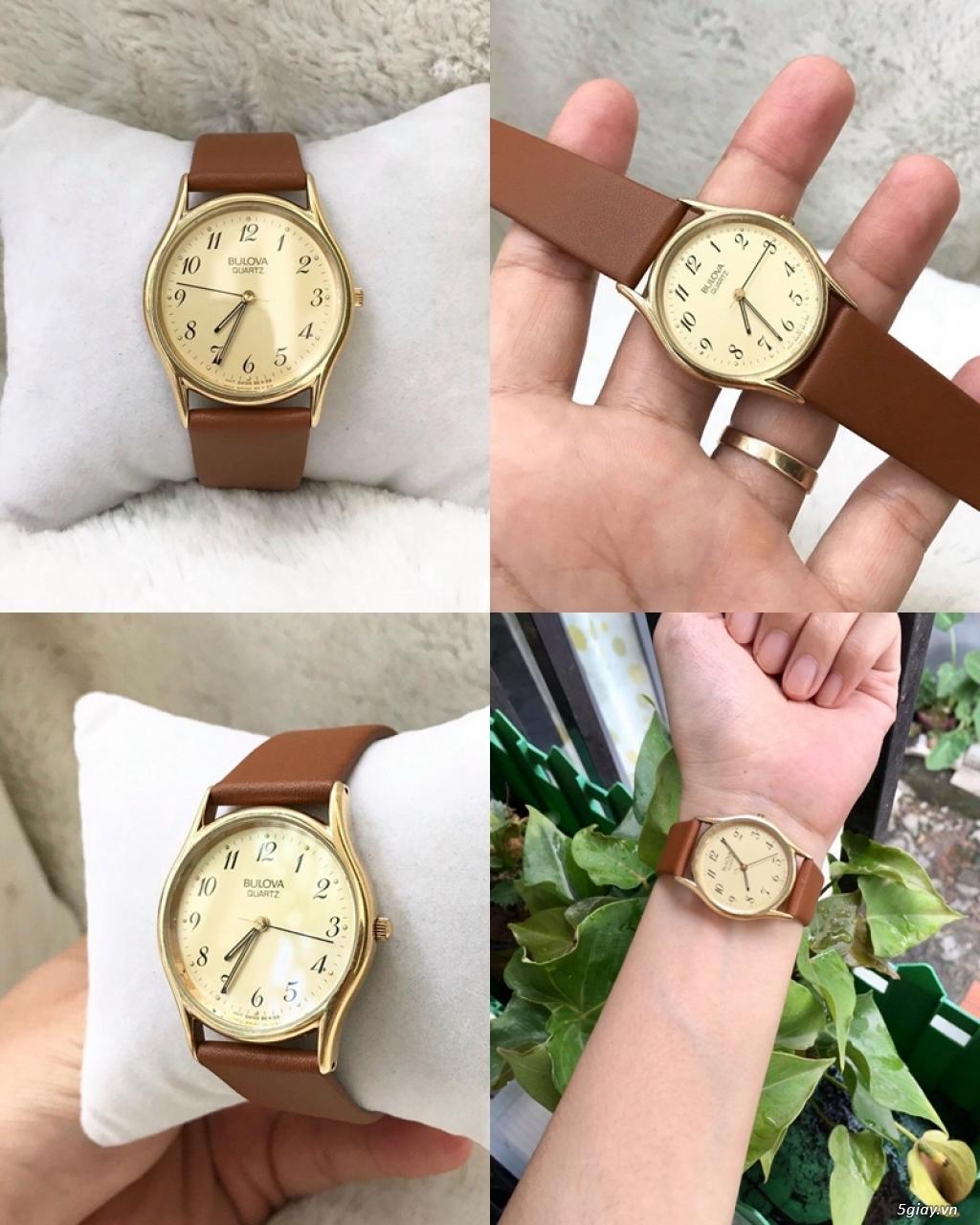 Kho đồng hồ xách tay chính hãng secondhand update liên tục - 36