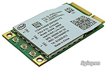 Thay card Wifi  + 5GHz +300mb cho laptop ASUS X vô mạng nhanh - 2
