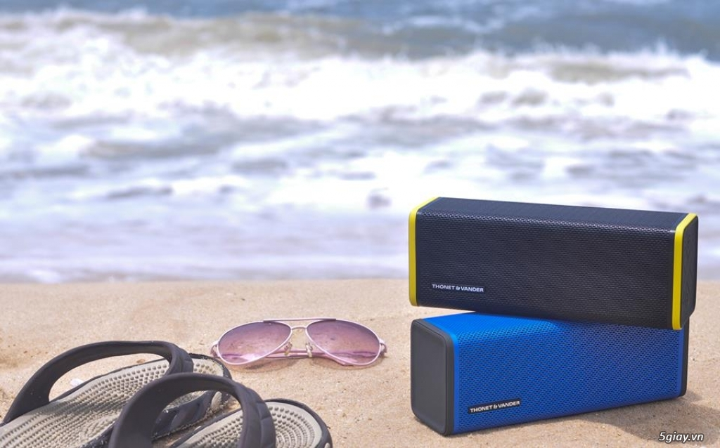 Loa Bluetooth mini Thonet Vander Frei của Đức - 3