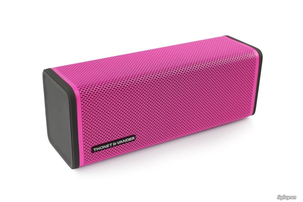Loa Bluetooth mini Thonet Vander Frei của Đức - 4