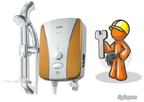 Dịch vụ sửa chữa, bảo trì máy nước nóng, quận 1 TPHCM