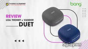 Loa Bluetooth mini Thonet Vander Duett của Đức