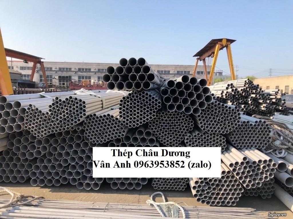 Ống Inox Công nghiệp SUS304, SUS201, SUS316L . Những điều cần biết
