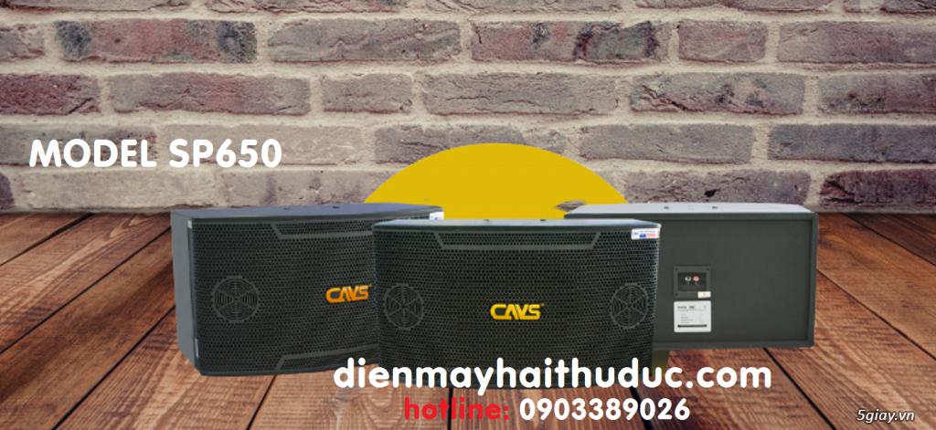 Loa Karaoke CAVS SP650 sản phẩm đón năm 2021 đến từ USA - 2