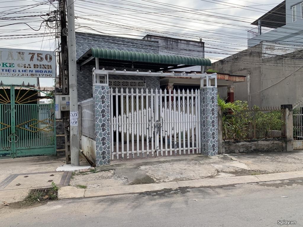 Bán Nhà Mặt Tiền Trung Tâm Hành Chính Thị Trấn Hậu Nghĩa Long An - 1