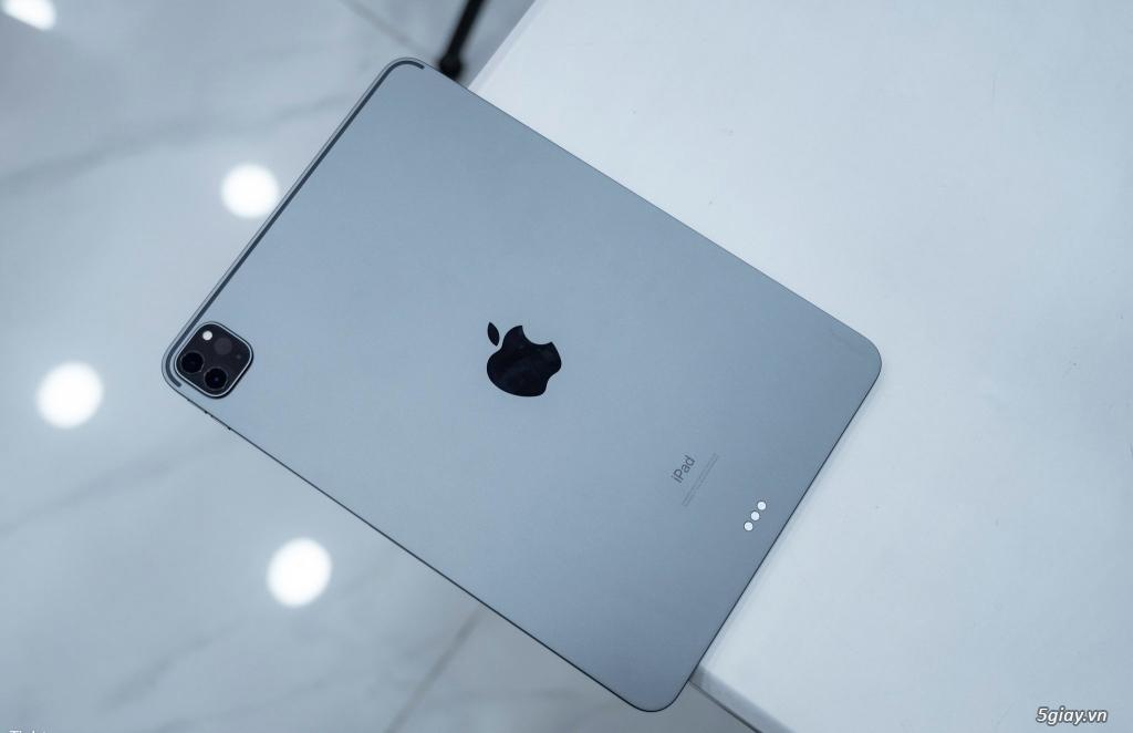 Ipad pro 12.9 2020 256Gb Gray - Like New - 3