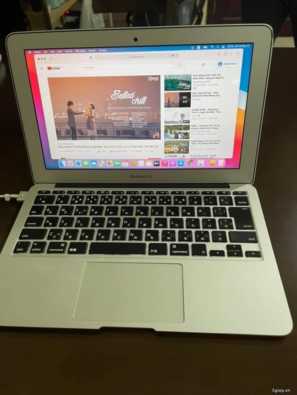 Cần bán MacBook Air 2013 zin 100% leng keng tphcm