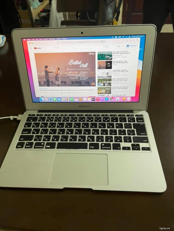 Cần bán MacBook Air 2013 zin 100% leng keng tphcm - 2