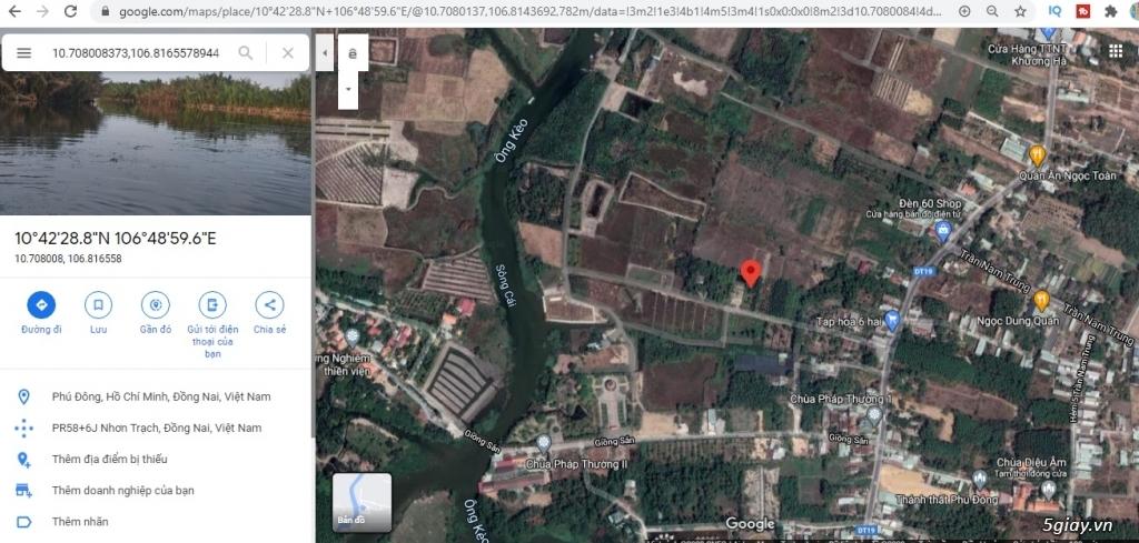 160m2 giá 3.5 tỉ MT quốc lộ 51, Đất xã Long An, Long Thành, Đồng Nai - 1